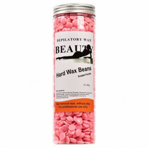 Pearl Wax Voksperler Mega Pack 400 Gram - Rose