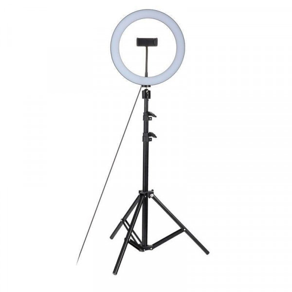 Pro Studio Light Ring LED lys med stativ