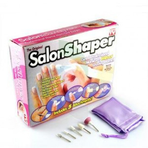 Elektrisk Neglefil Salon Shaper 5-i-1