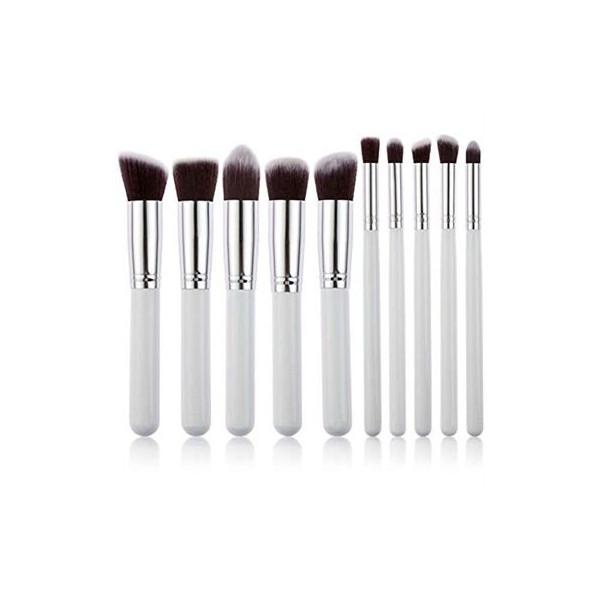 Technique PRO® Silver Edition Makeupbørster - 10 stk.