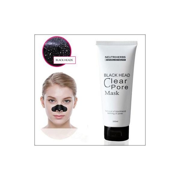 Neutriherbs Ansigtsmaske Black Mask - 60 ml