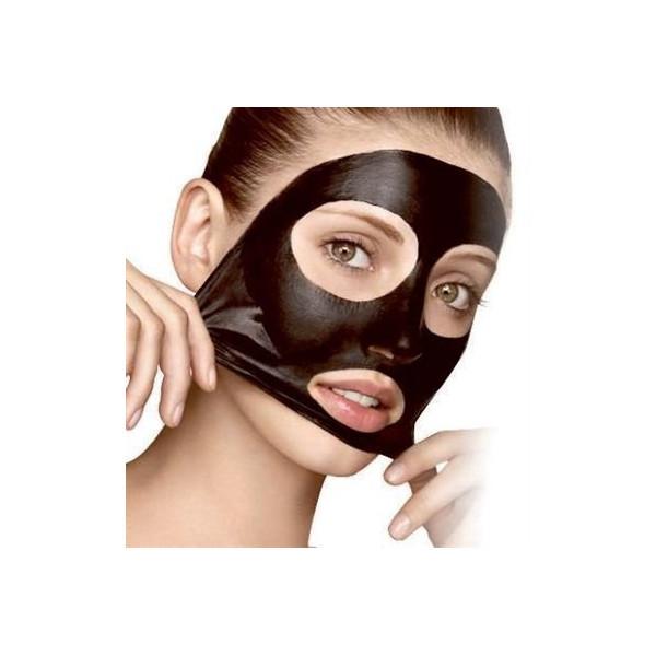 Neutriherbs Ansigtsmaske Black Mask - 10 stk