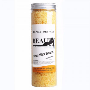 Pearl Wax Voksperler Mega Pack 400 Gram - Honey