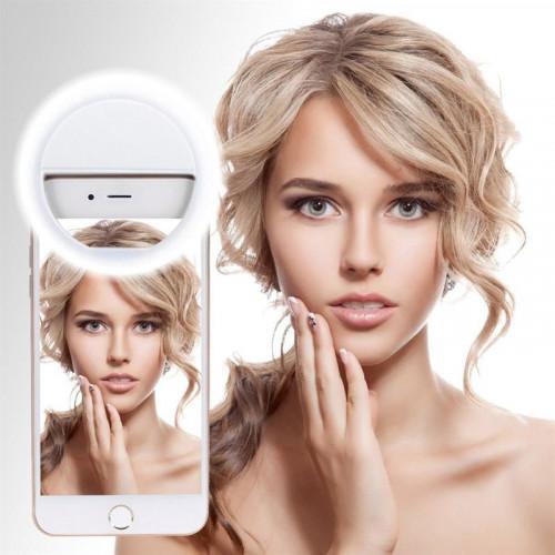 LED Ring Light til Smartphones