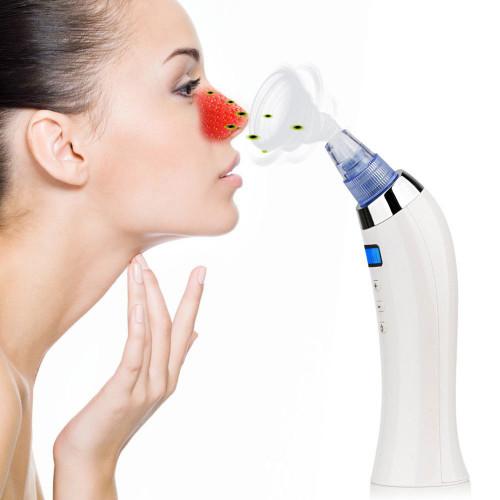 Dermasuction Blackhead Remover - Effektiv Hudorme suger