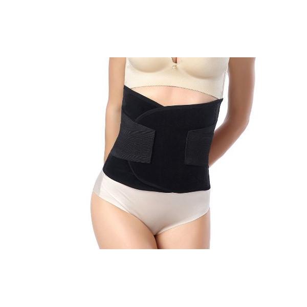 Ava® Waist Trainer Velcro - Sort