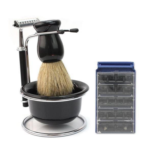 UNIQ Klassisk Barbersæt