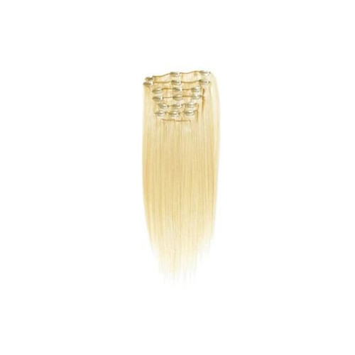 Remy Clip-on Extensions 613 Blond 40 cm