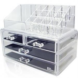 AVERY® Makeup Organizer / Opbevaring Akryl - SF 1155