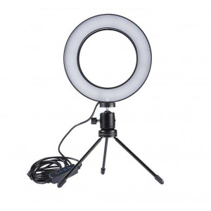 Pro Ring Light Studio LED Lys - Bord Model