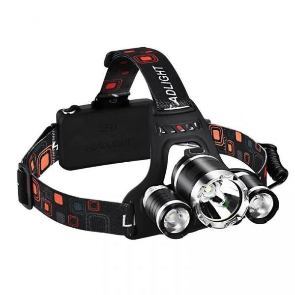 LED Pandelampe 5000 Lumen T6 Cree