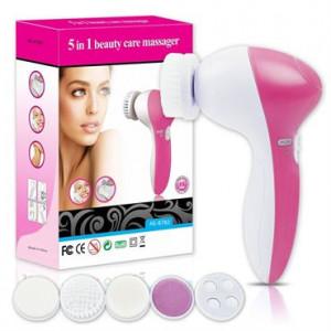 Ansigtsbørste 5-i-1 | Facial Brush Cleanser