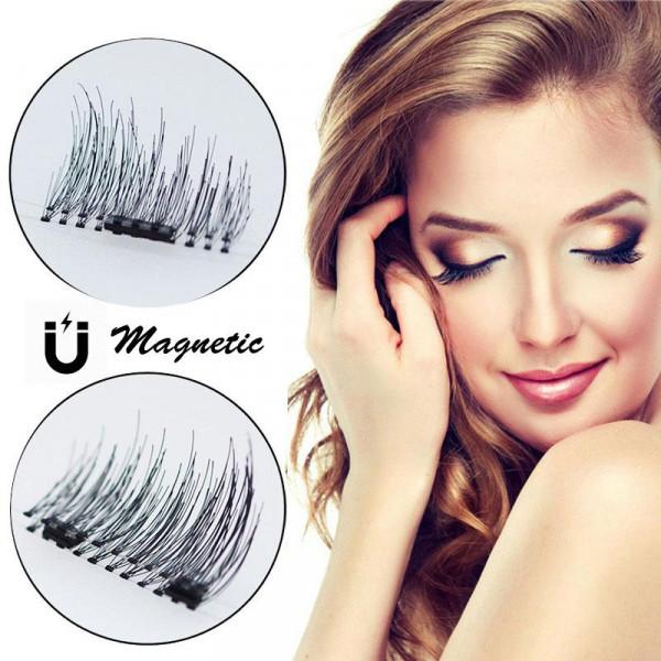 Magnetiske Øjenvipper fra MagLash