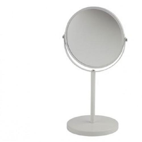 Makeup Spejl med fod - Hvid/White Uniq Design