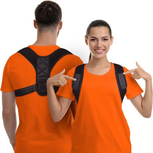 Holdningsstøtte til ryg & skulder | Posture 2.0