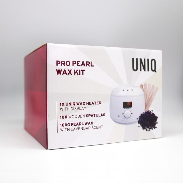 PRO Pearl Wax Hårfjernings voks | Kit fra UNIQ
