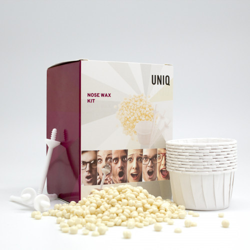 Næse voks kit | Hårfjernings voks fra UNIQ