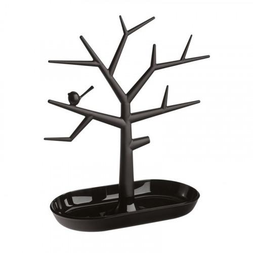 VITU Smykketræ med fulg - Sort