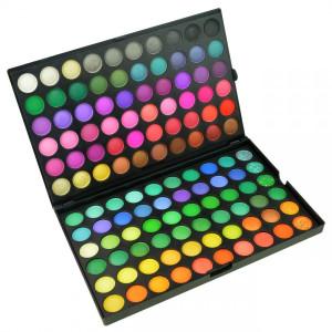 PRO Øjenskygge palette - 120 farver