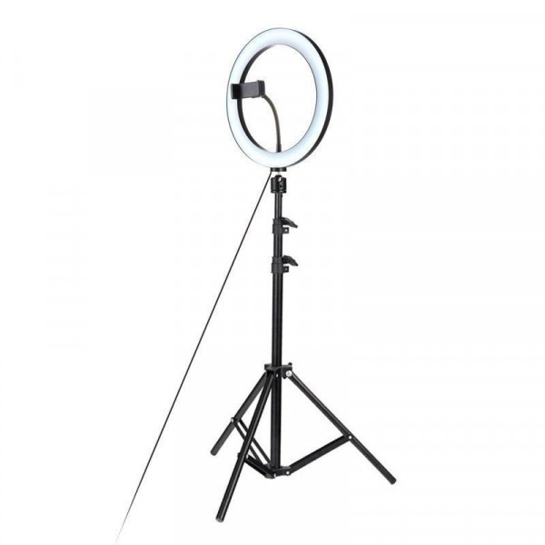 Pro Ring Light Studio - Ring Lys til perfekte billeder & videoer