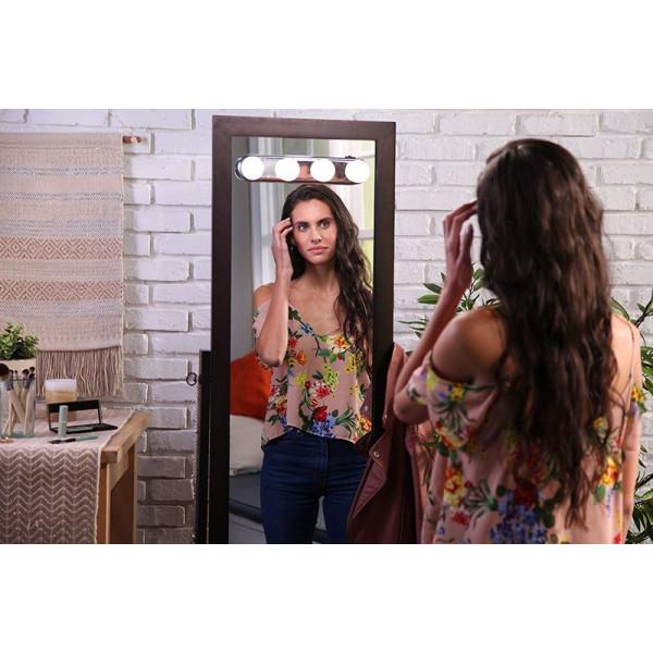 StudieLight Hollywood Makeuplys med sugekop til spejl