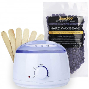 Pearl Wax Hair Removal Kit - Complete Set From UNIQ