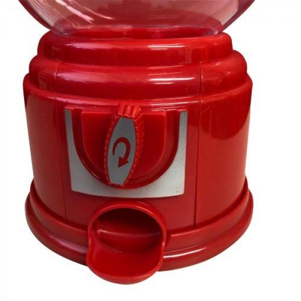 Tyggegummimaskine / Slikmaskine - Rød